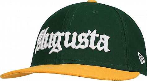 Devereux Augusta 9FIFTY New Era Snapback Adjustable Golf Hats - Limited Edition