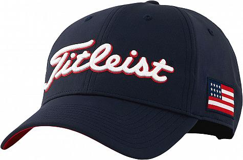 Titleist Tour Performance Collection Adjustable Golf Hats - Limited Edition USA - ON SALE