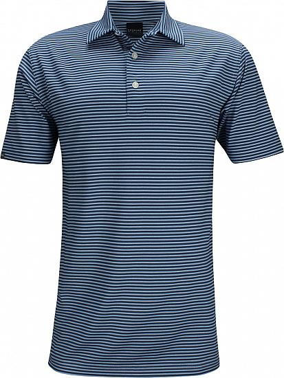 Dunning Elgin Jersey Golf Shirts - Iron