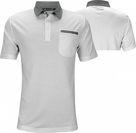 TravisMathew Secret Spot Golf Shirts