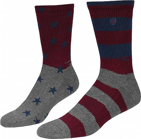 Cuater by Travis Mathew Sending Crew Golf Socks