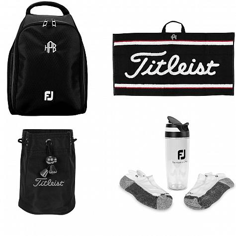 Titleist and FJ Monogrammed Gift Pack - Limited Quantities Available