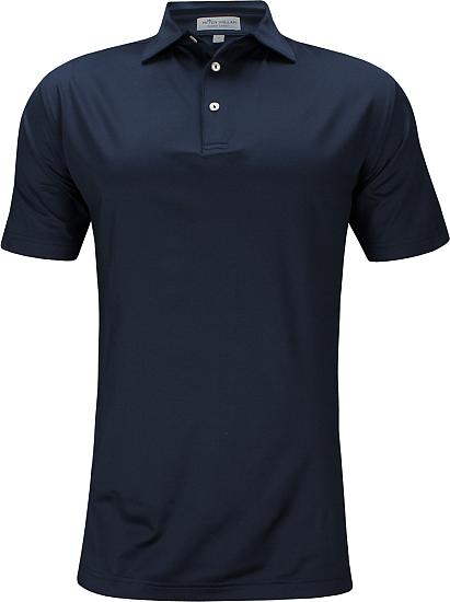 Peter Millar Solid Stretch Jersey Golf Shirts
