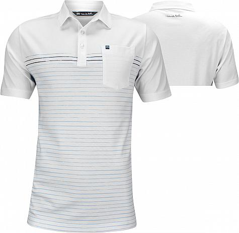 Travis Mathew Deep End Golf Shirts