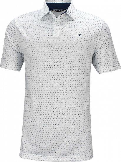 TravisMathew Right Now Right Now Golf Shirts - ON SALE