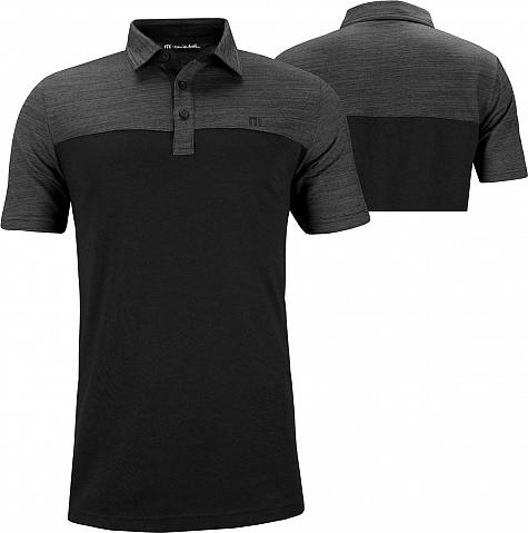 TravisMathew Zip It Golf Shirts - ON SALE