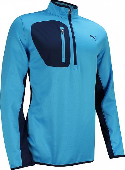 Puma Tech Quarter-Zip Golf Pullovers - HOLIDAY SPECIAL
