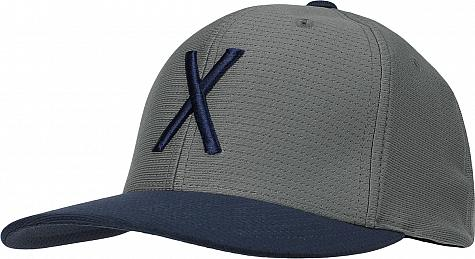 TravisMathew 'Your Initial' In The End Snapback Adjustable Personalized Golf Hats