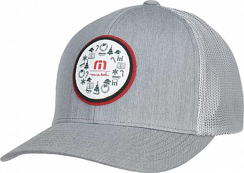 TravisMathew No Surprises Snapback Adjustable Golf Hats - ON SALE