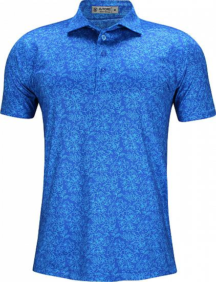 G/Fore Vines Golf Shirts - ON SALE