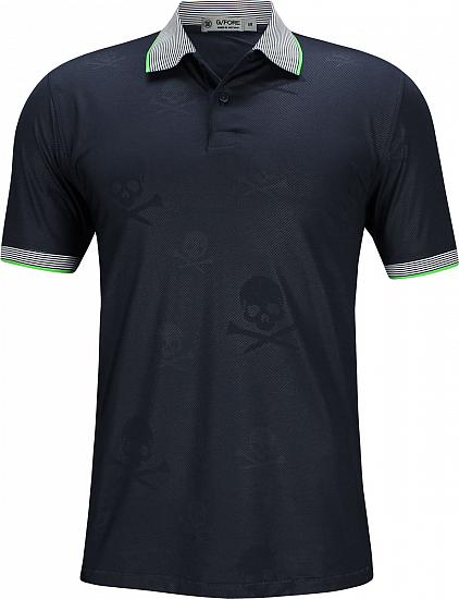 G/Fore Killer Embossed Golf Shirts