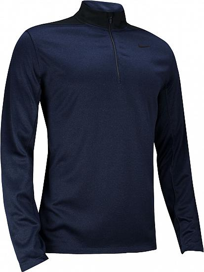 Nike Dri-FIT Core Half-Zip Golf Pullovers - Previous Season Style
