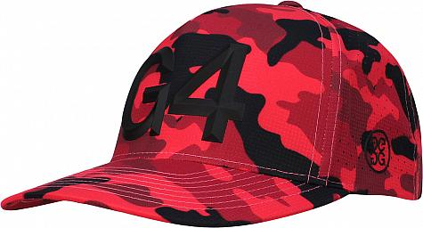 G/Fore Camo G4 Snapback Adjustable Golf Hats