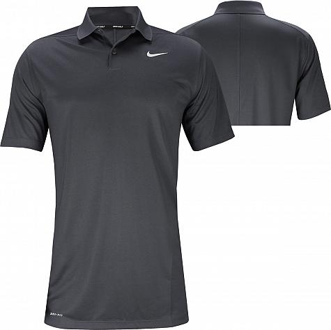 Nike Dri-FIT Victory Left Chest Logo Golf Shirts - Previous Season Style