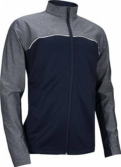 Adidas Go-To Full-Zip Golf Jackets - HOLIDAY SPECIAL