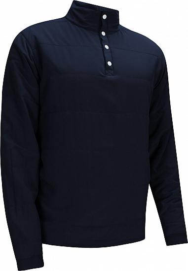 FootJoy Thermal Snap Placket Golf Pullovers - FJ Tour Logo Available