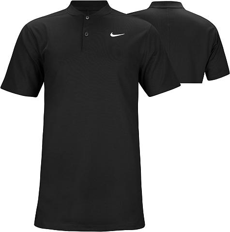 Nike Dri-FIT Victory Blade Collar Golf Shirts - ON SALE
