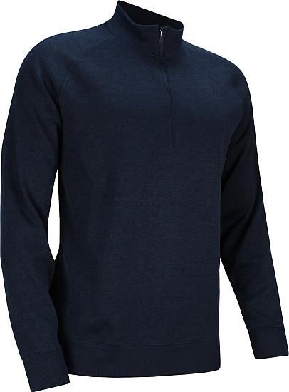 Nike Dri-FIT Player Herringbone Half-Zip Golf Pullovers