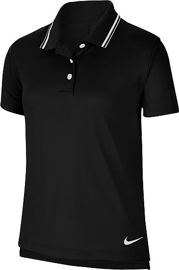 Nike Girl's Dri-FIT Victory Junior Golf Shirts