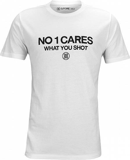 G/Fore No 1 Cares Golf T-Shirts