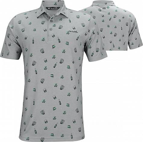 TravisMathew Treasure Hunt Golf Shirts