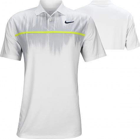 Nike Dri-FIT Vapor Print Golf Shirts