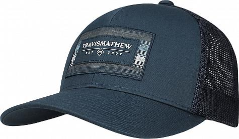 TravisMathew New In Town Flex Fit Golf Hats