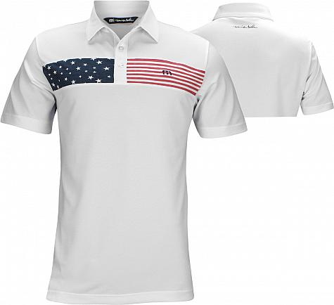TravisMathew Sea To Sea Junior Golf Shirts