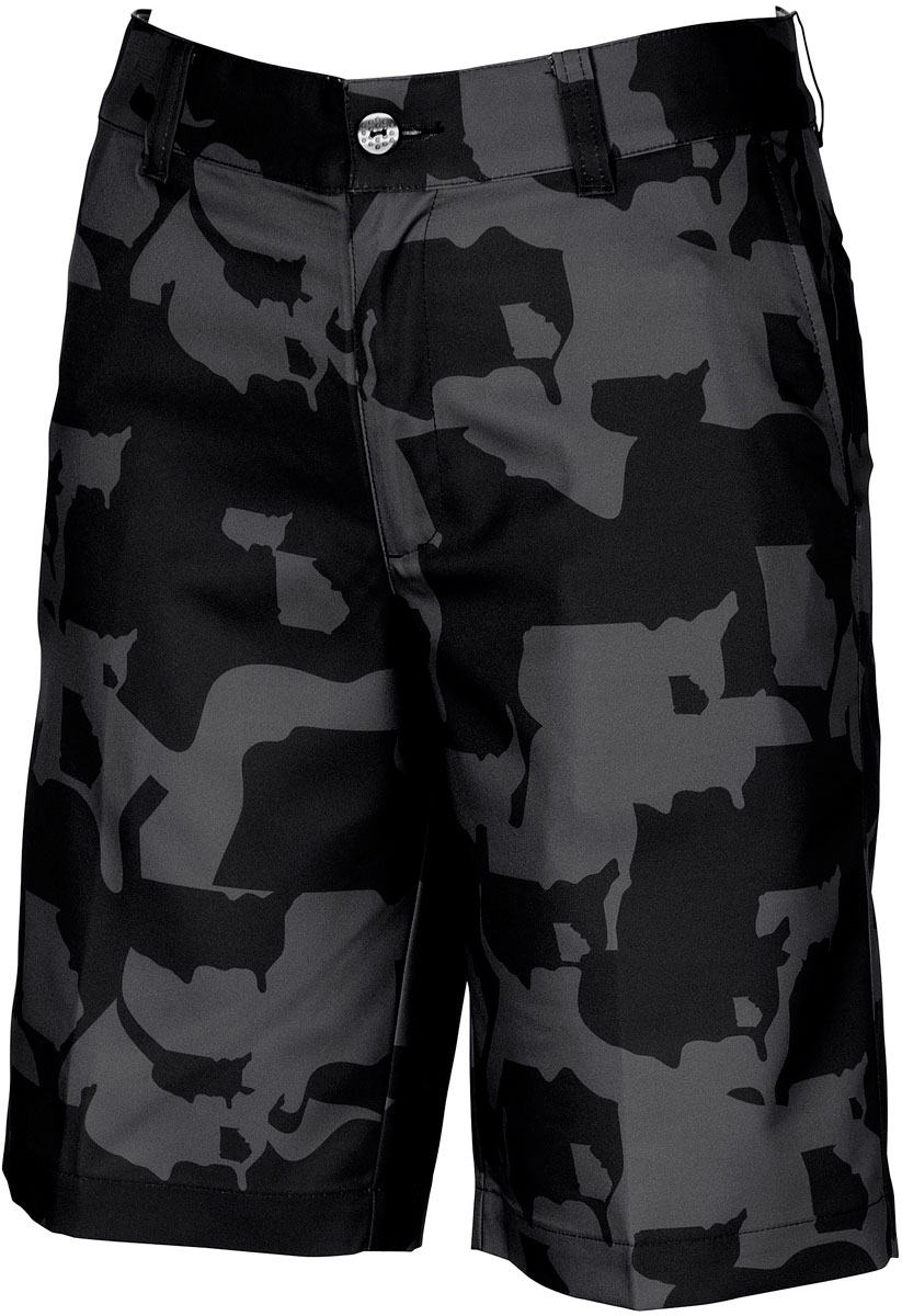 Now @ Golf Locker: Puma DryCELL Union Camo Junior Golf Shorts - ON SALE