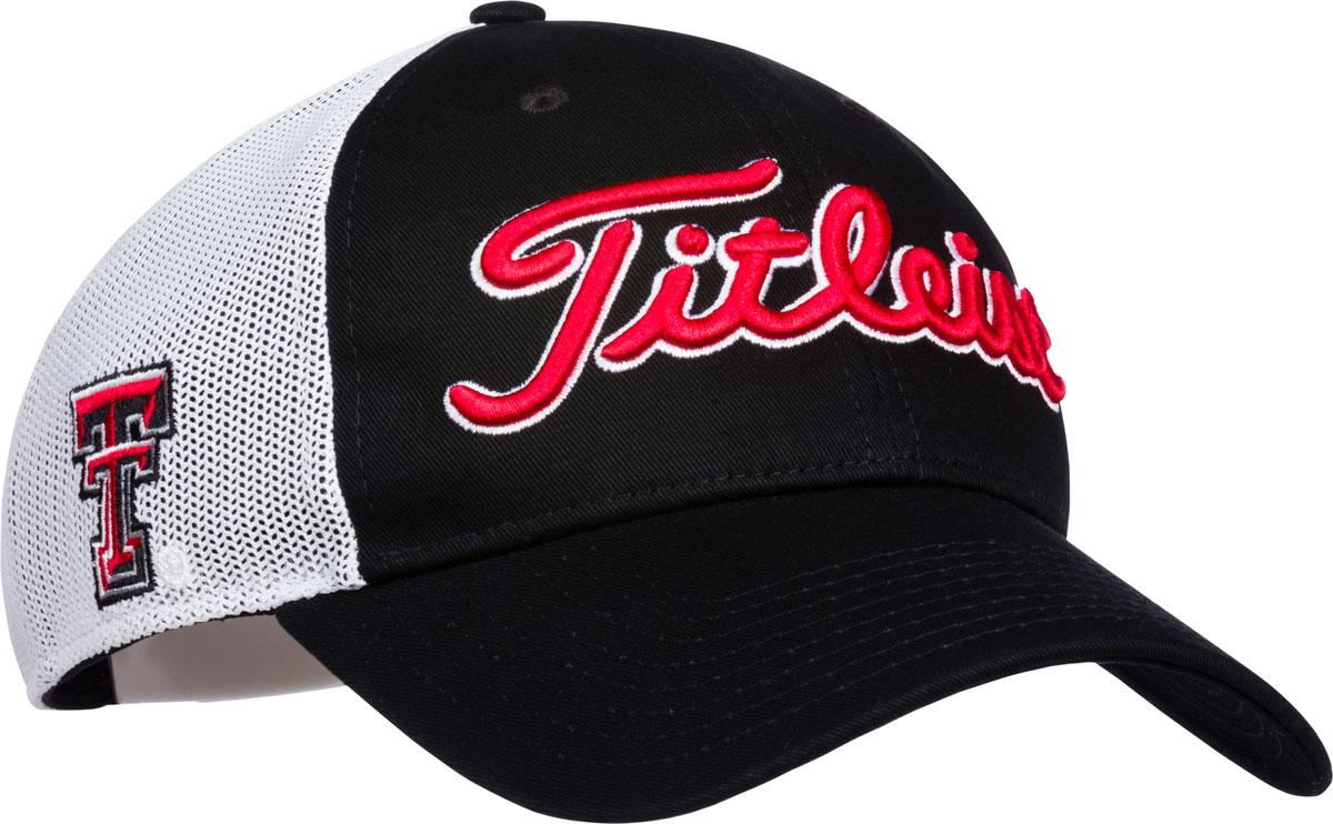 fa6a985f Titleist Collegiate Mesh Snapback Adjustable Golf Hats - ON SALE