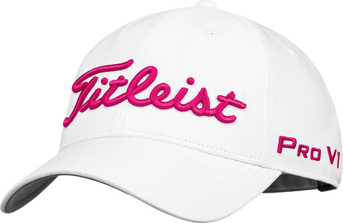 ffc837a3530de Titleist Tour Performance Adjustable Golf Hats