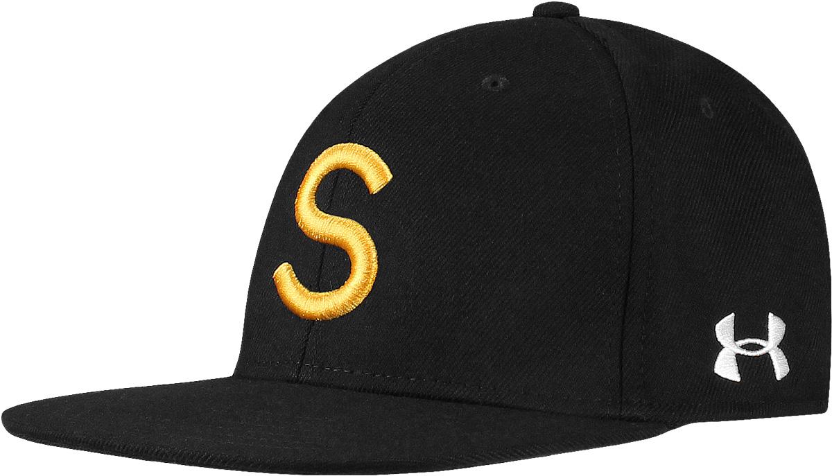 Custom Fitted Flat Bill Hats