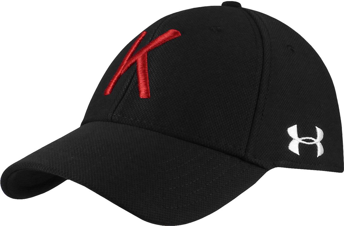 new concept 48209 6a4ec Under Armour  Your Initial  Blitzing Flex Fit Golf Hats