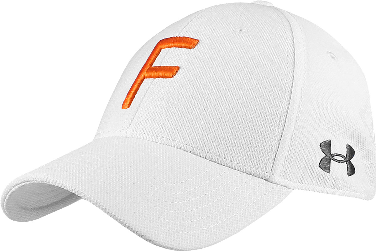Under Armour  Your Initial  Blitzing Flex Fit Golf Hats 1e7b00a10641