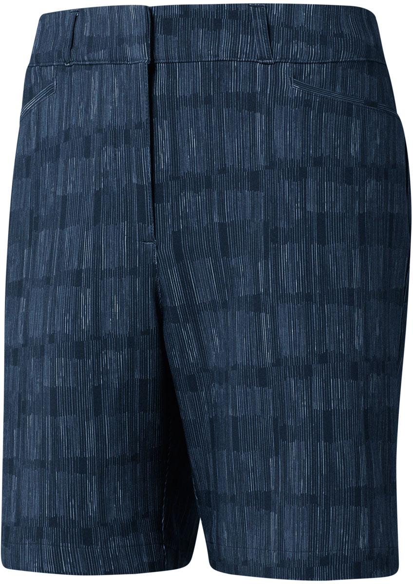 14096da94f80 Adidas Women s Ultimate Club Printed Golf Shorts
