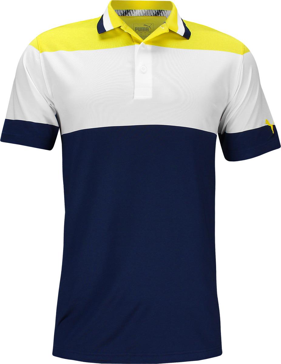 Now @ Golf Locker: Puma Nineties Golf Shirts - ON SALE