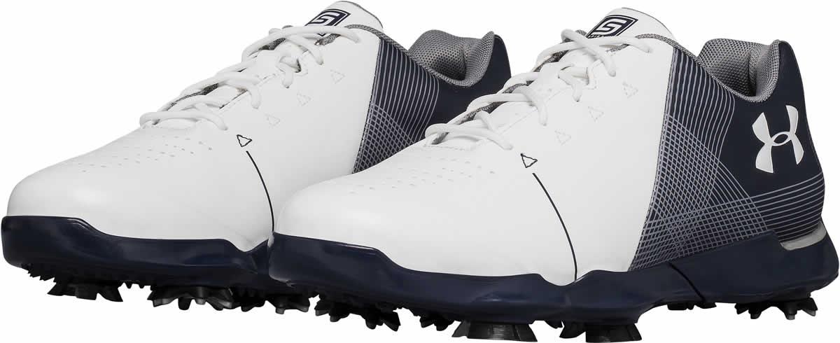 019d5b9f78e Under Armour Spieth 2 Junior Golf Shoes