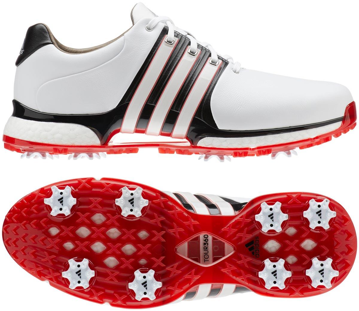 arriving various colors outlet store sale Adidas Tour 360 XT Golf Shoes - ON SALE