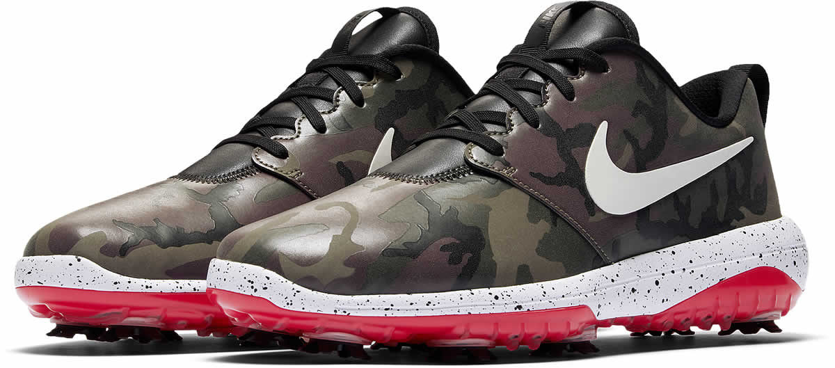 c0ed66c0042 Nike Roshe G Tour NRG Golf Shoes - Limited Edition Country Camo - ON SALE