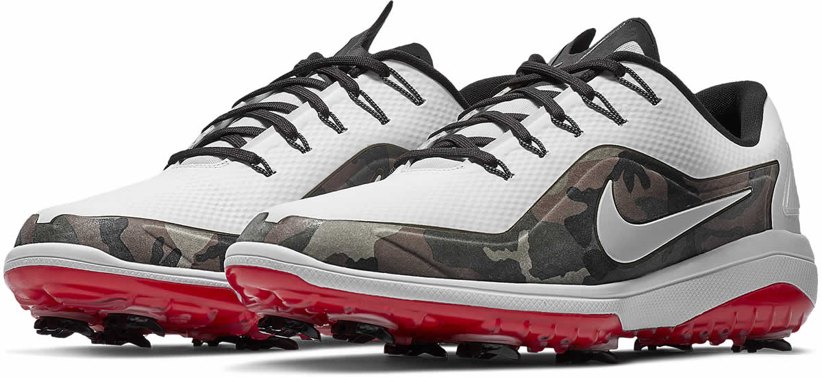 42dc63f8da1 Nike React Vapor 2 Golf Shoes - Limited Edition Country Camo- ON SALE