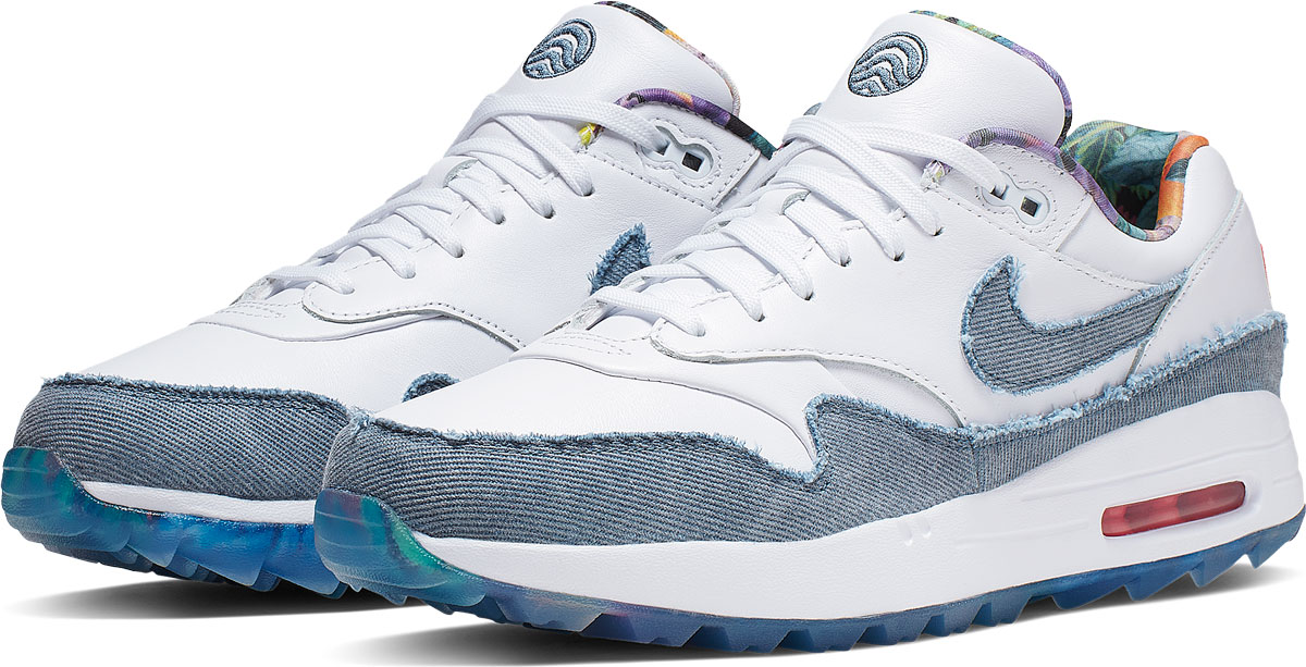 b86fc012 Nike Air Max 1 G NRG Spikeless Golf Shoes - Limited Edition First Major