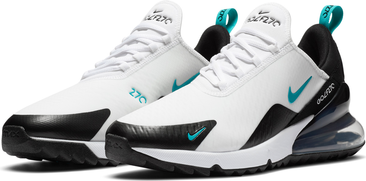 Nike Air Max 270 G Spikeless Golf Shoes