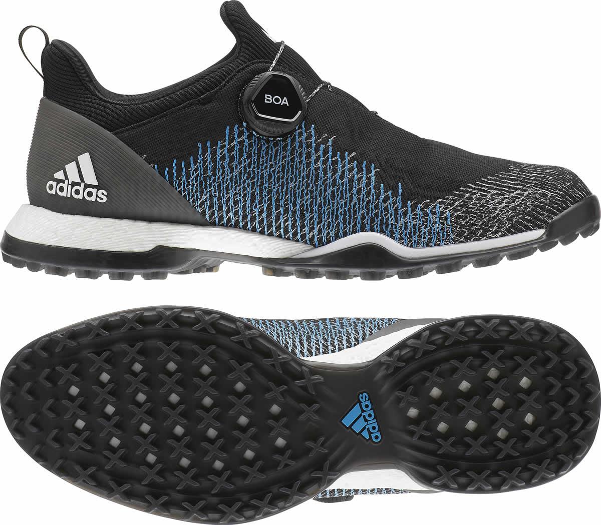 Adidas Forgefiber Boa Spikeless Women S Golf Shoes
